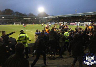 Fotoverslag: Bury FC – Blackburn Rovers FC