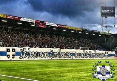 Fotoverslag: PEC Zwolle – PSV