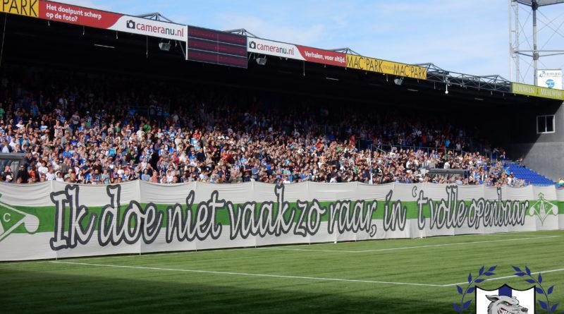 Fotoverslag: PEC Zwolle – Vitesse