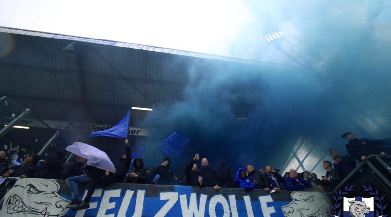 Fotoverslag Fc Emmen Pec Zwolle Feu Zwolle