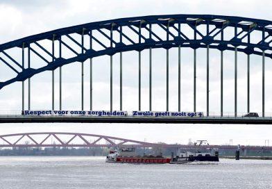 Fotoverslag: Zwolle geeft nooit op