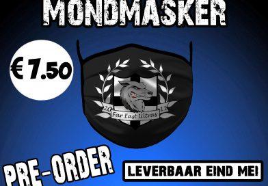 Nieuw product: Mondmasker